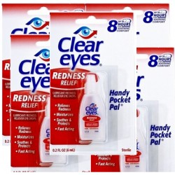 Clear Eyes 5 pack 6ml